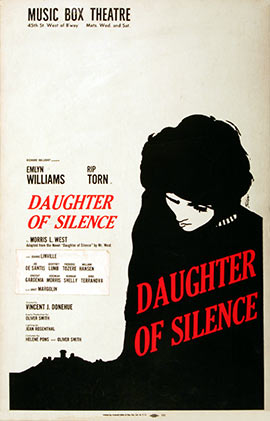 Daughter of Silence (poster)